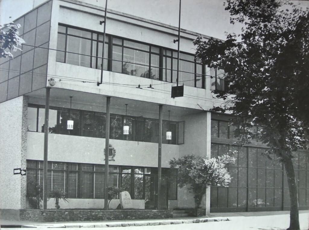 cuartel años 60