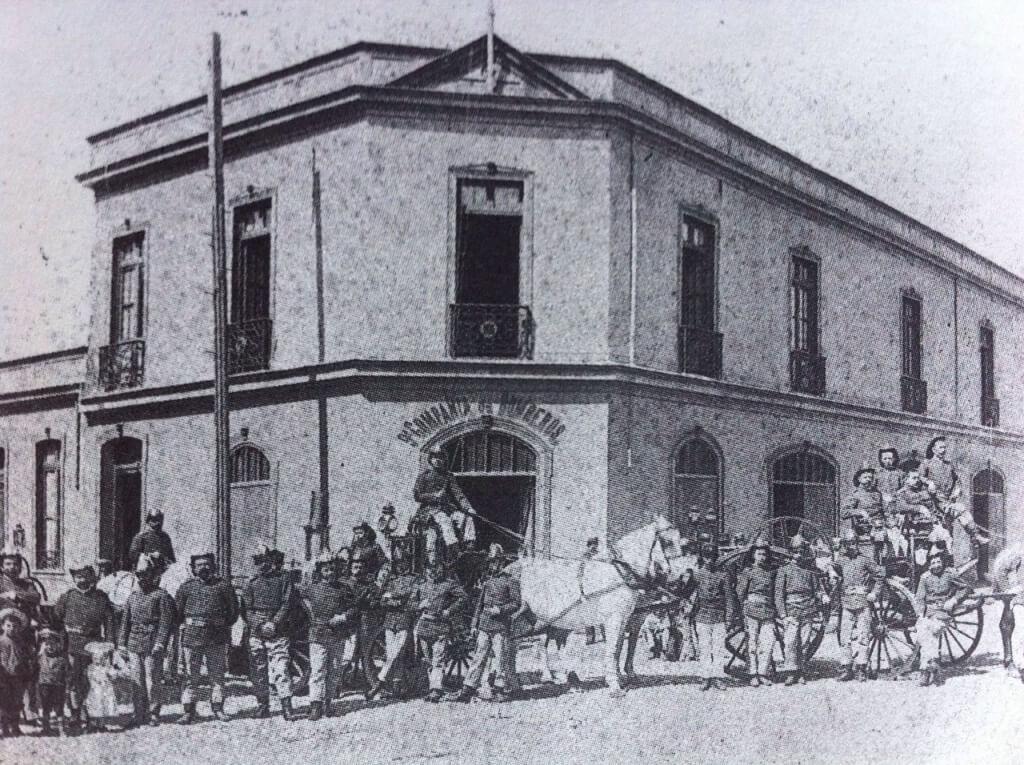 cuartel plaza yungay